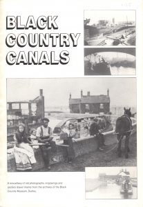 "Cover of booklet ""Black Country Canals"""