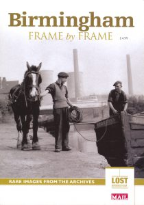 "Cover of booklet ""Birmingham Frame by Frame"""