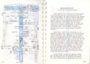 "Sample pages from the book ""Birmingham Canal Navigations - A Cruising and Walking Guide"""