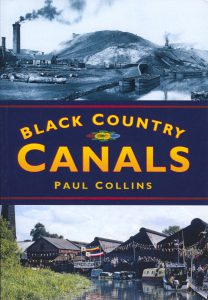 "Cover of the book ""Black Country Canals"" by Paul Collins"