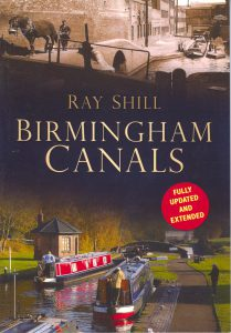 "Cover of the book ""Birmingham Canals"" by Ray Shill"