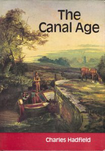 "Cover of ""The Canal Age"" by Charles Hadfield"