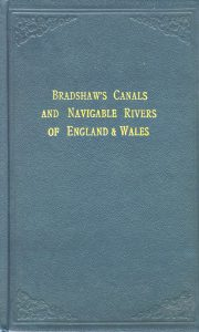 "Cover of ""Bradshaw's Canals and Navigable Rivers of England and Wales"""