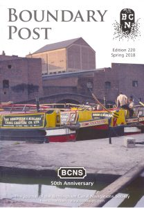 Cover of Boundary Post issue 220