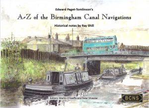 "Cover of ""A-Z of the Birmingham Canal Navigations"" by Edward Paget-Tomlinson"