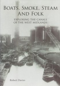 "Cover of ""Boats, Smoke, Steam and Folk"" by Robert Davies"