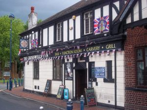 The Croswells Inn pub, Whyley Walk, Oldbury B69 4SB