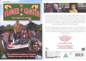 "Cover of the DVD ""The Flower of Gloster"""