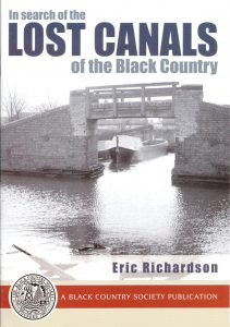 "Cover of ""In search of the lost canals of the black country"" by Eric Richardson"