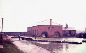 Tipton Gauging Station when still in use