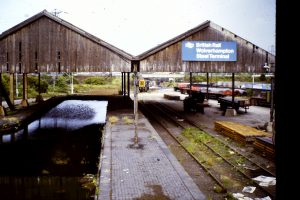 Chillington Wharf in 1984